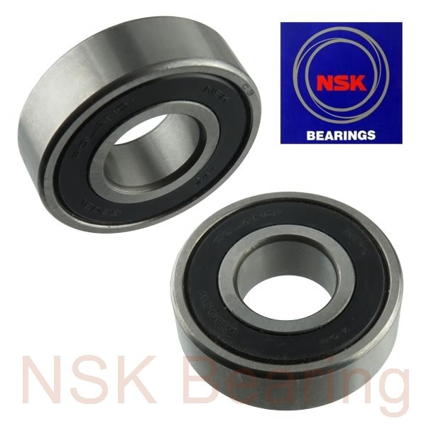 NSK 6044 deep groove ball bearings
