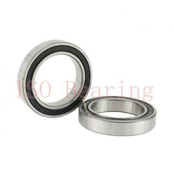ISO 7200 A angular contact ball bearings