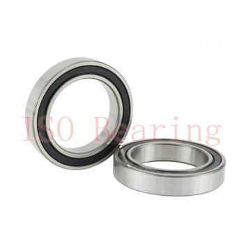 ISO 7412 B angular contact ball bearings