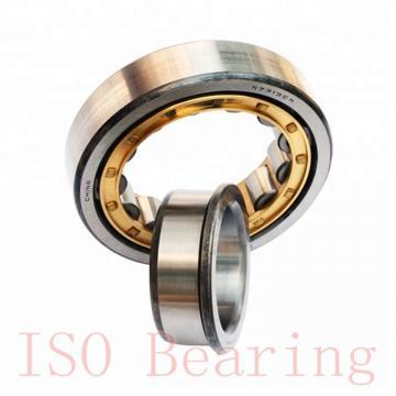 ISO 628/4 ZZ deep groove ball bearings
