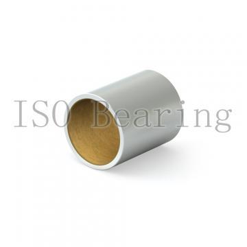 ISO SAL 18 plain bearings