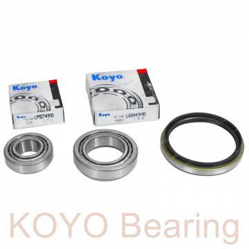 KOYO L21549/L21511 tapered roller bearings