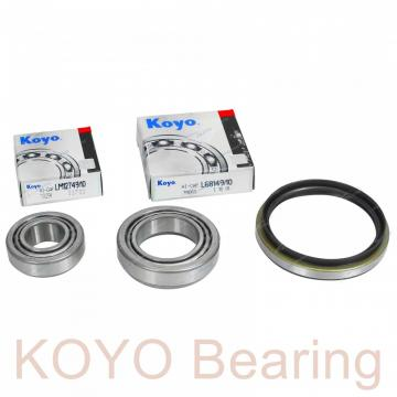 KOYO NA4922 needle roller bearings
