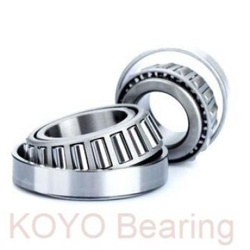 KOYO 7007CPA angular contact ball bearings