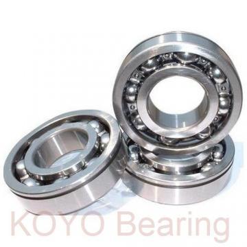 KOYO 3NCHAR020CA angular contact ball bearings