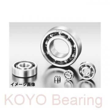 KOYO 3NCHAR924 angular contact ball bearings