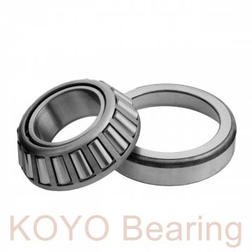 KOYO 6009-2RD deep groove ball bearings