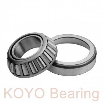 KOYO 6076 deep groove ball bearings