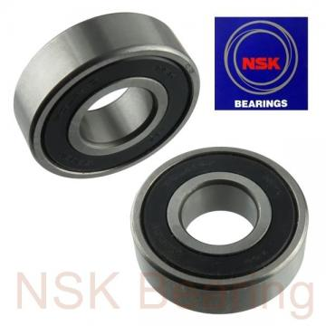 NSK NA4980 needle roller bearings