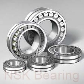 NSK DAC2004 angular contact ball bearings