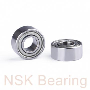 NSK 7206BEA angular contact ball bearings