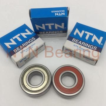 NTN FL697Z deep groove ball bearings