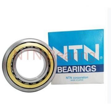 NTN NUP307 cylindrical roller bearings